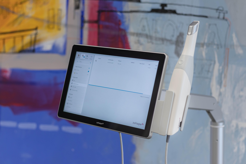 3D suuõõne scanner